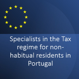 We are specialists in Non-habitual Tax Regime for Non-habitual Residents